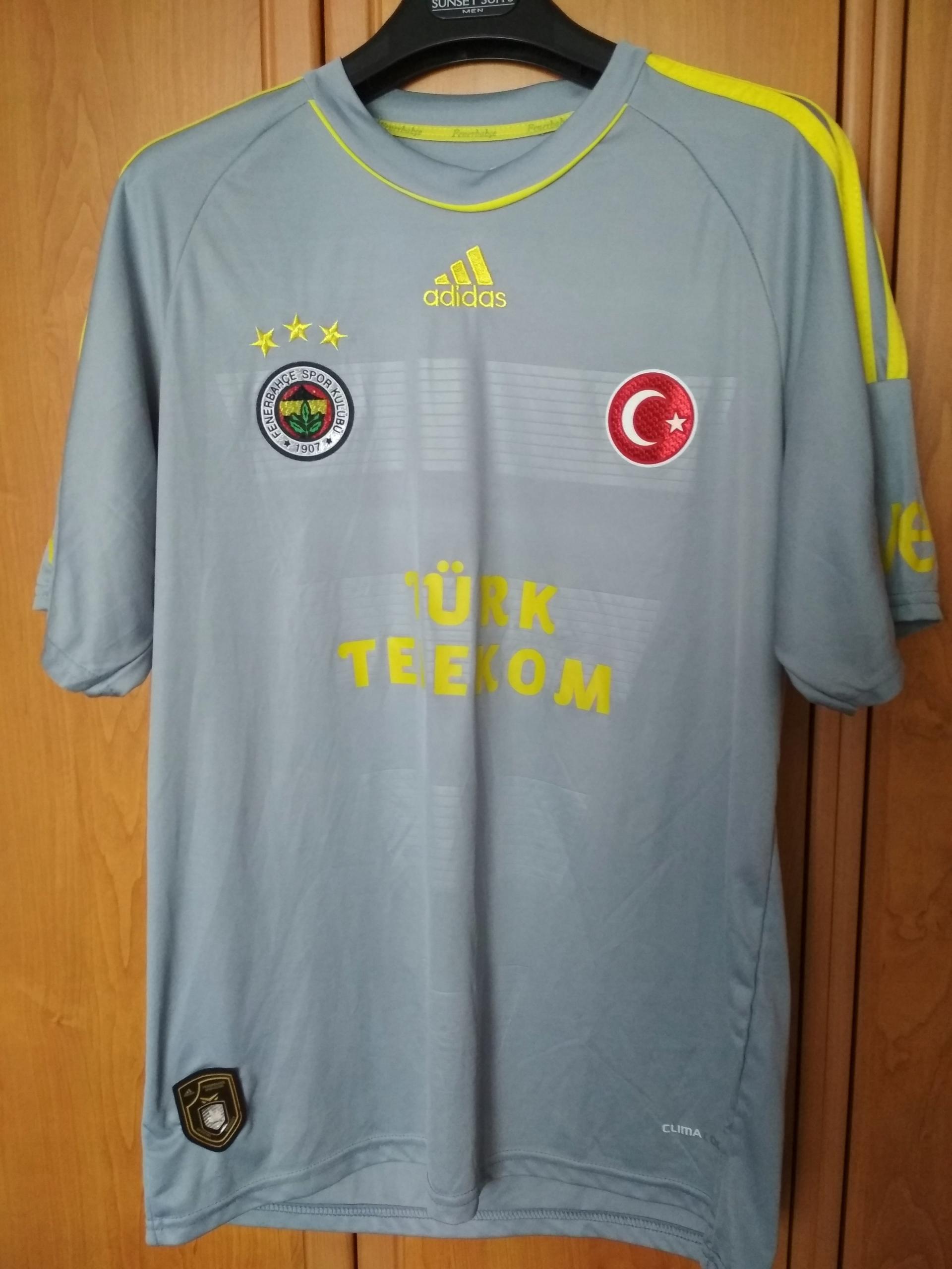 Koszulka Fenerbahce - Adidas - 13/14 XL Volkan