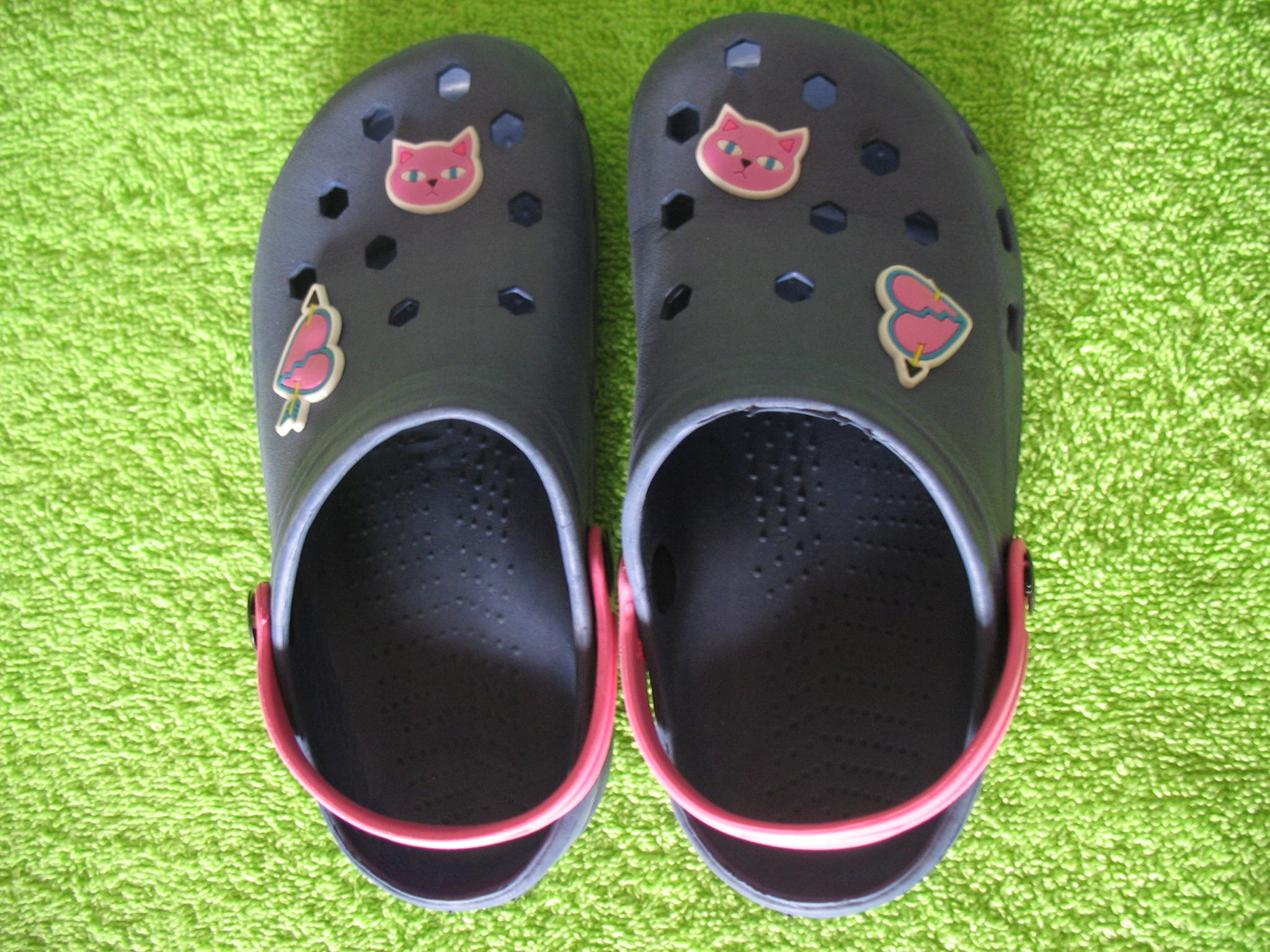 fd94b46ca44e2c Klapki typu crocs rozmiar 33 wkładka 20 cm PEPCO - 7889478186 ...