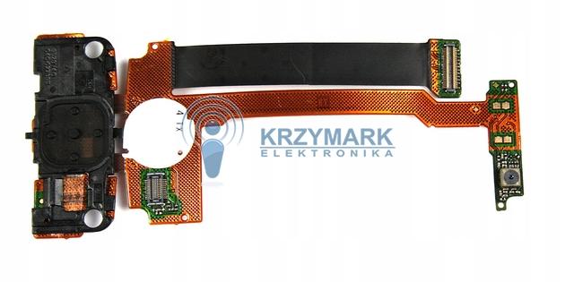 TAŚMA NOWA LCD PŁYTKA KLAWISZY JOYSTICK N96 NOKIA