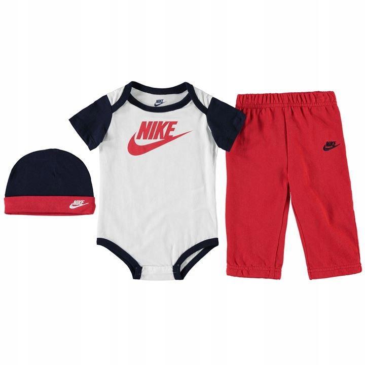 kup tanio dostępny najlepszy design NIKE dres spodnie body czapka dla dziecka chłopca ...