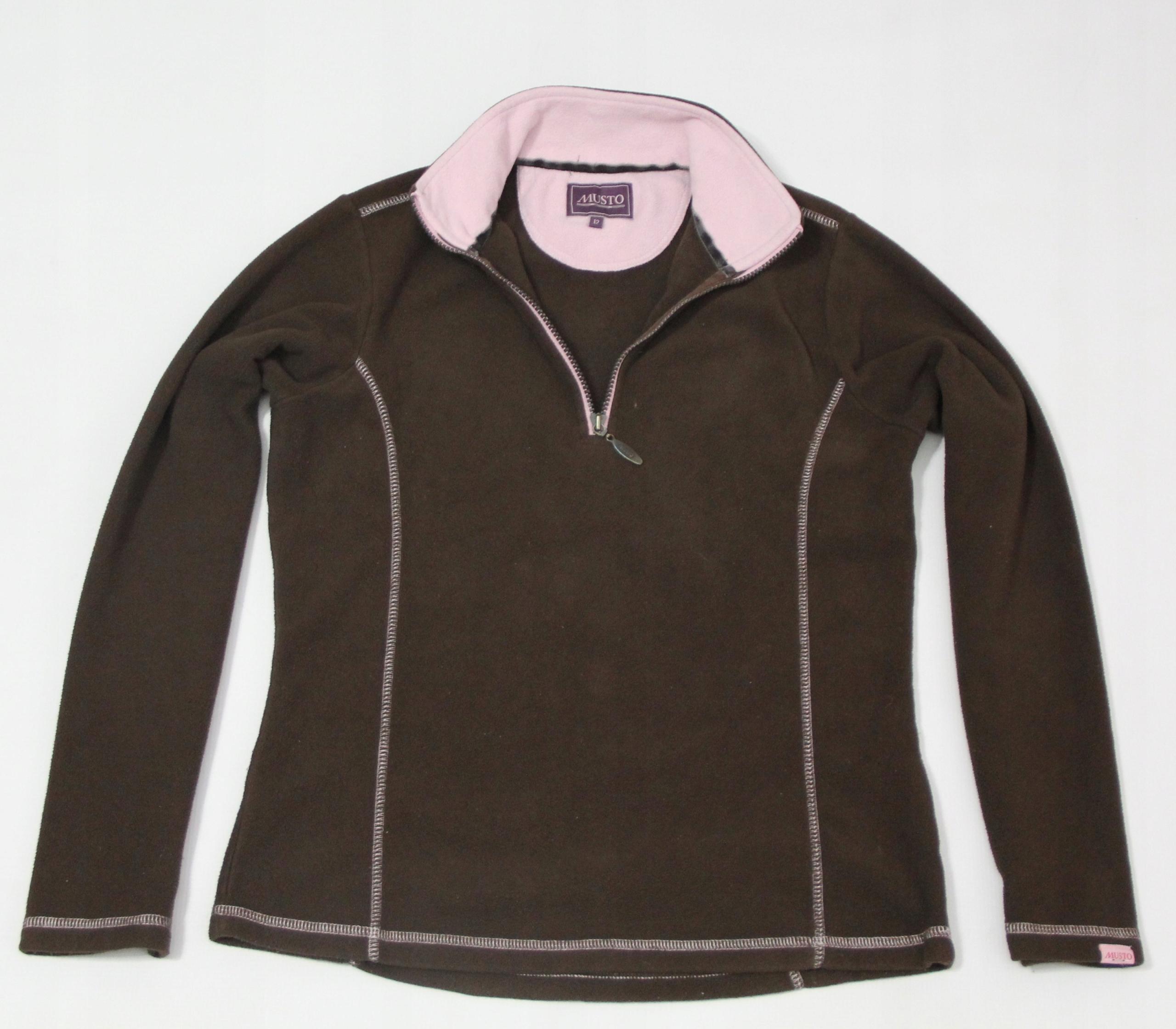 Damska Bluza Polarowa MUSTO R.40 (12)