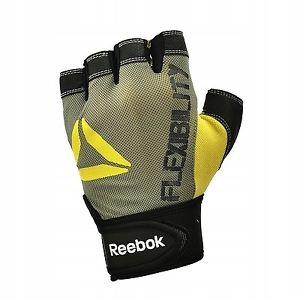 REEBOK rękawiczki sportowe roz M 6-MI