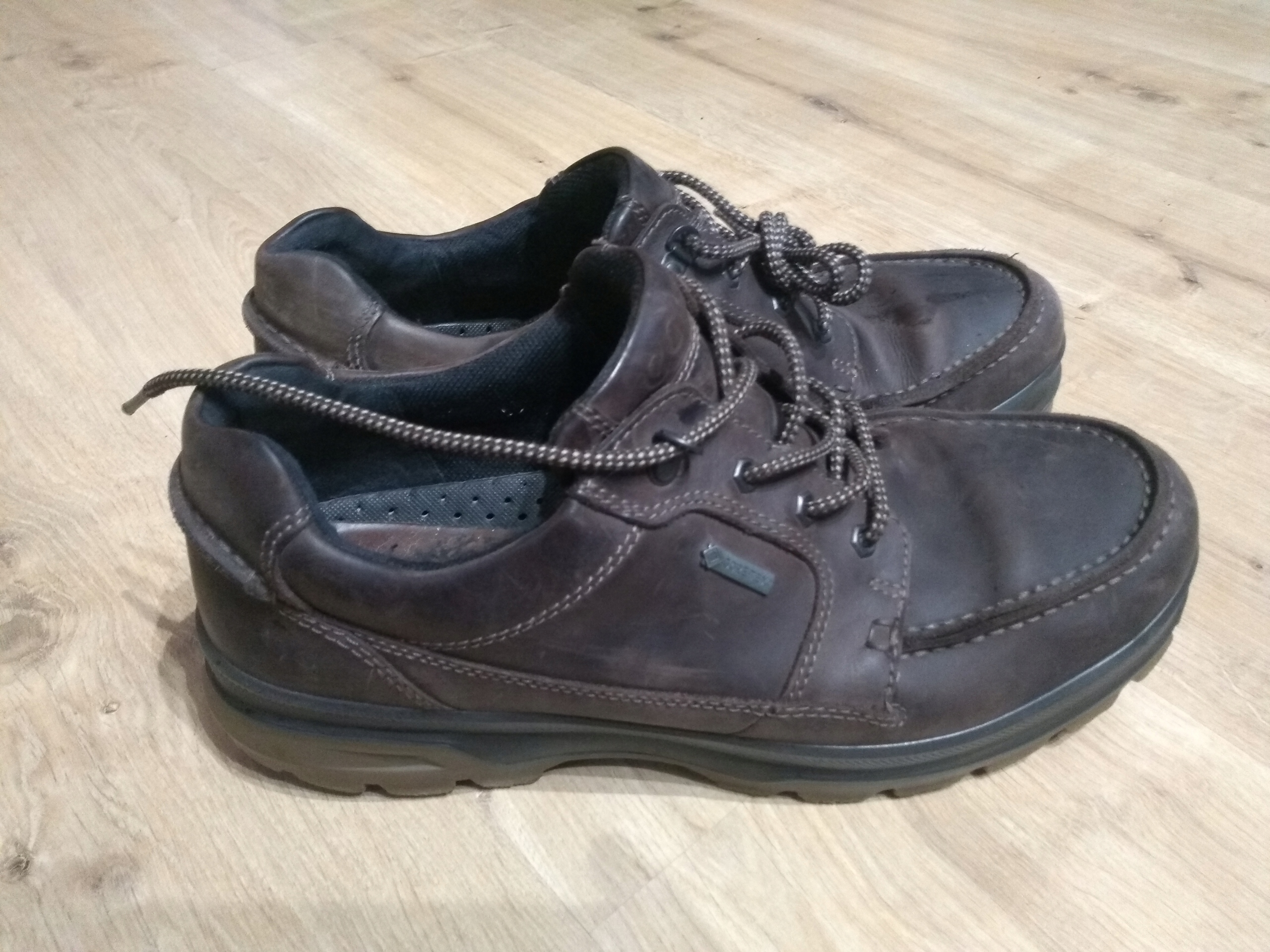 Buty skórzane ECCO Gore-Tex! r.45 - 29cm