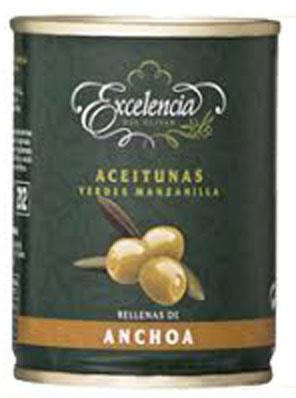 Hiszpańskie oliwki z anchois LICYTUJ OD 1 ZŁ !!!