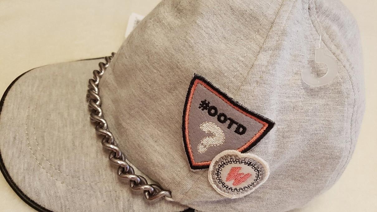 Wójcik Strój na dzień nowa czapka z daszkiem