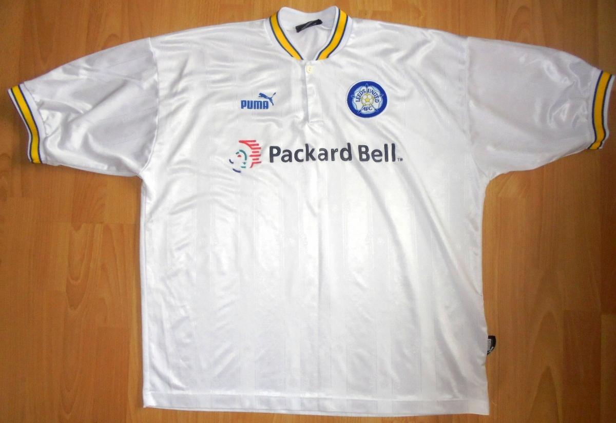 Koszulka Leeds United Puma XL 1998/2000