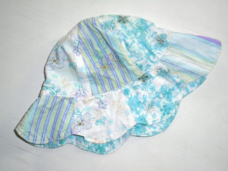 CHEROKEE letni kapelusz obwód 51 cm roz.2-4 L