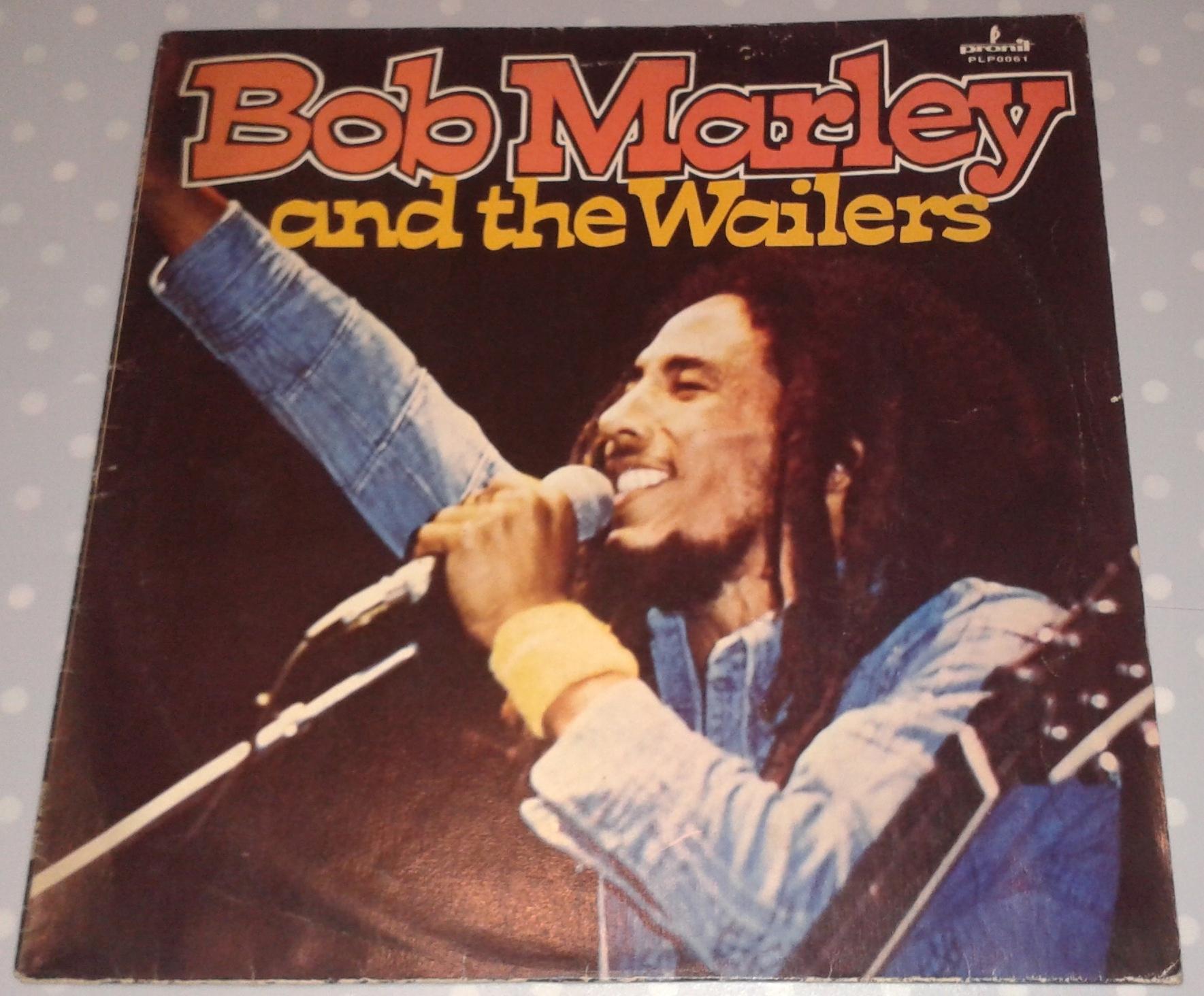 Bob Marley and the Wailers płyta winylowa