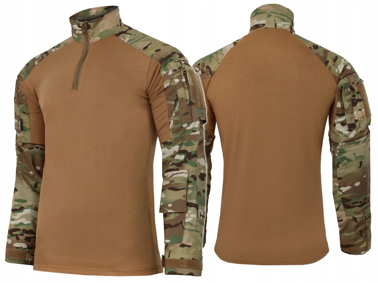TEXAR Bluza Taktyczna WZ10 Combat Shirt MultiC XXL