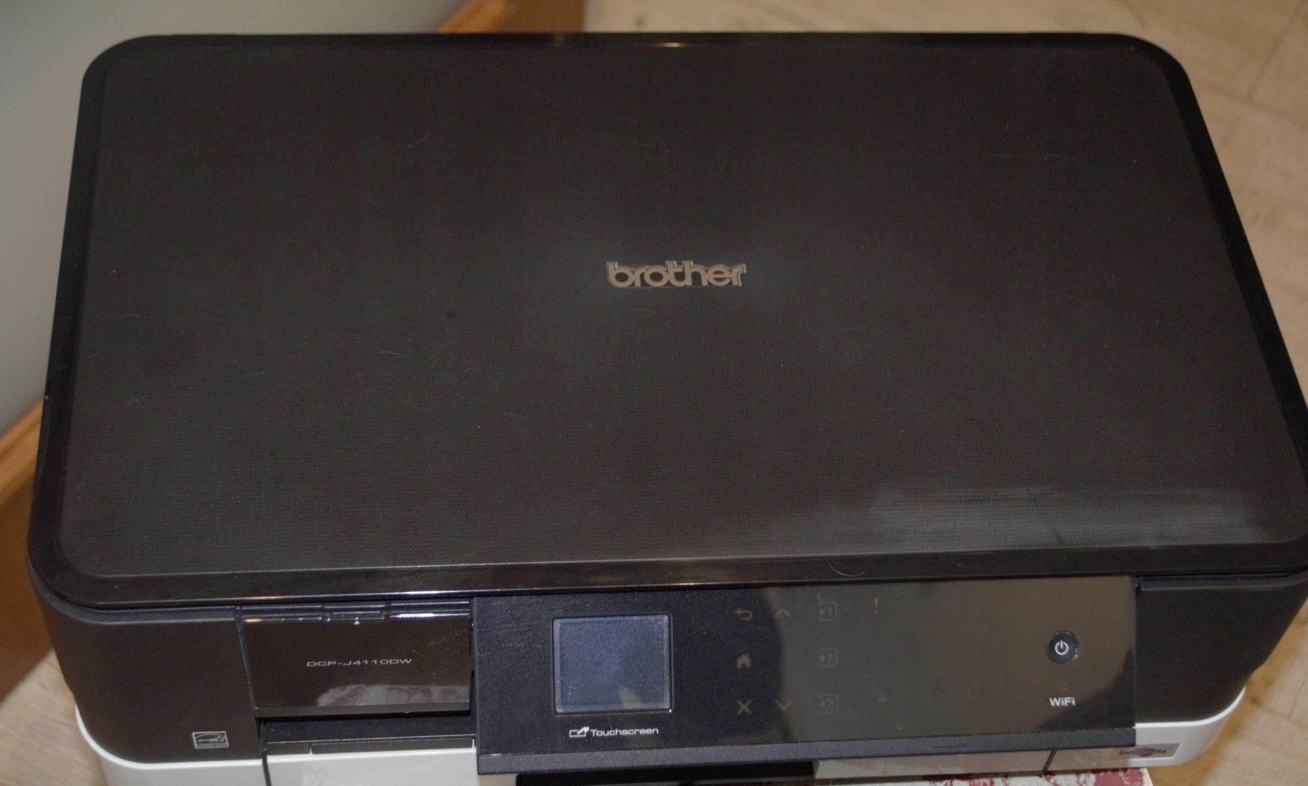 Urządzenie wielofunkcyjne Brother DCP-J4110dw