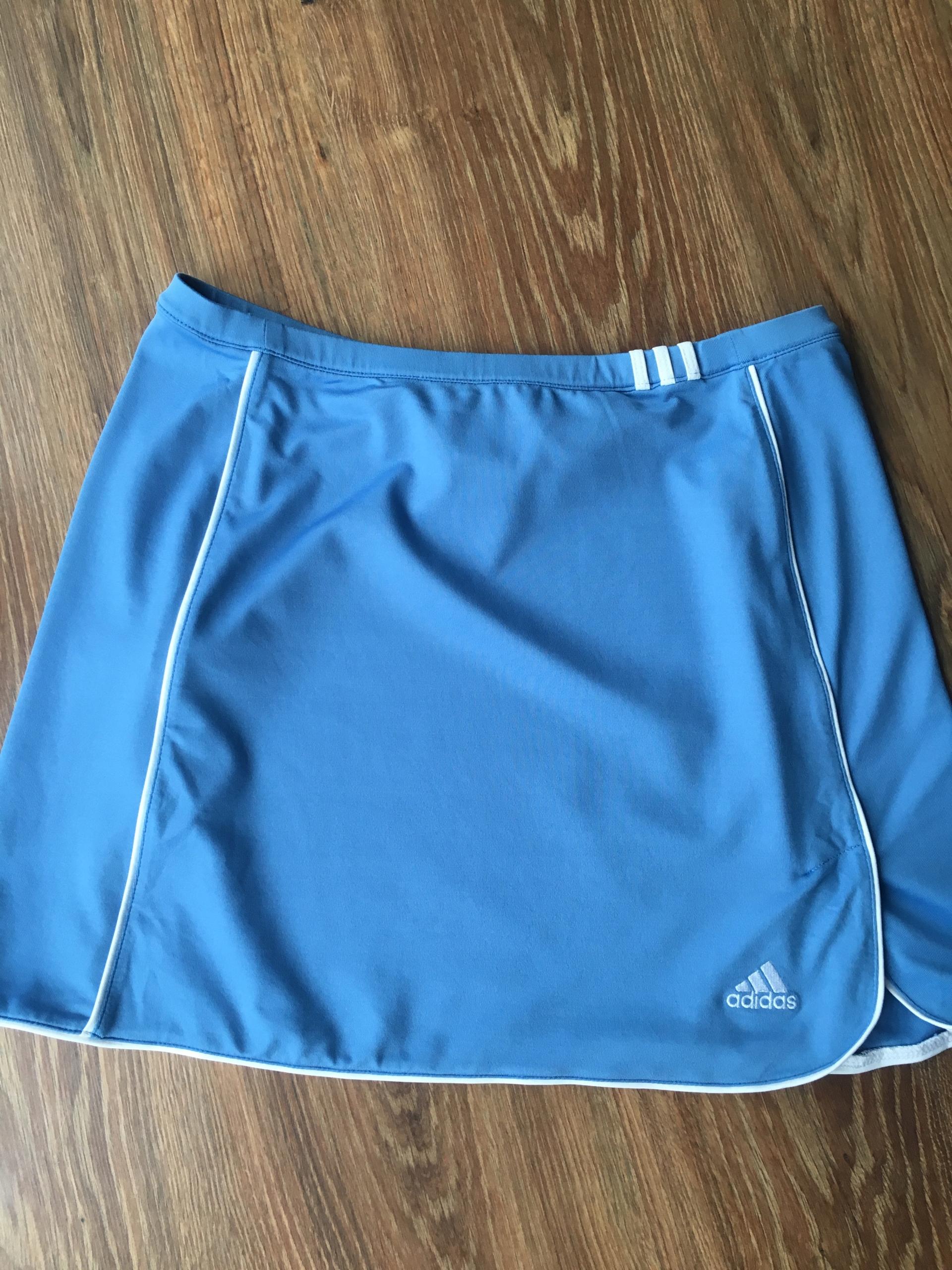 Spódniczka tenisowa ADIDAS niebieska S M