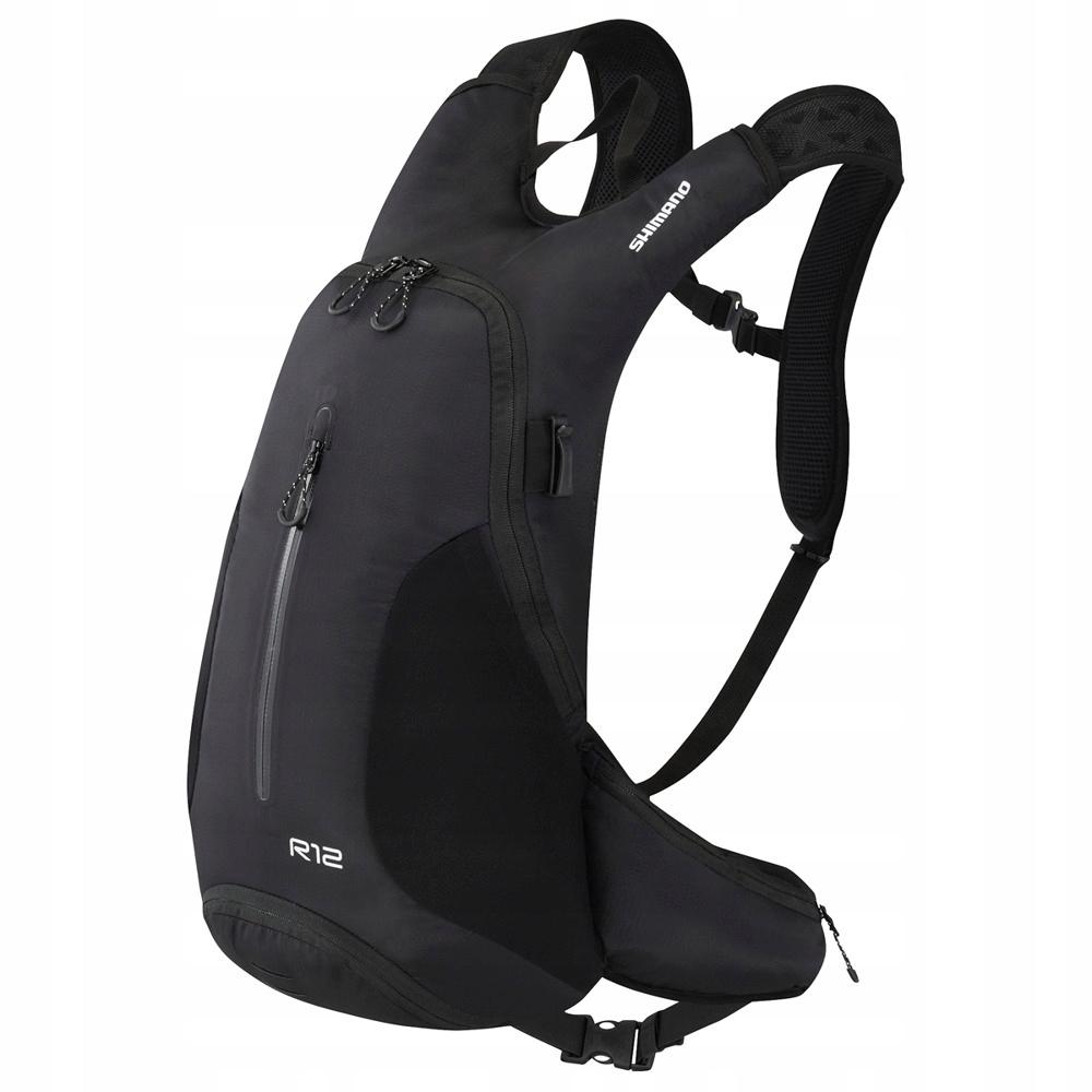 Plecak rowerowy Shimano Rokko 12 black