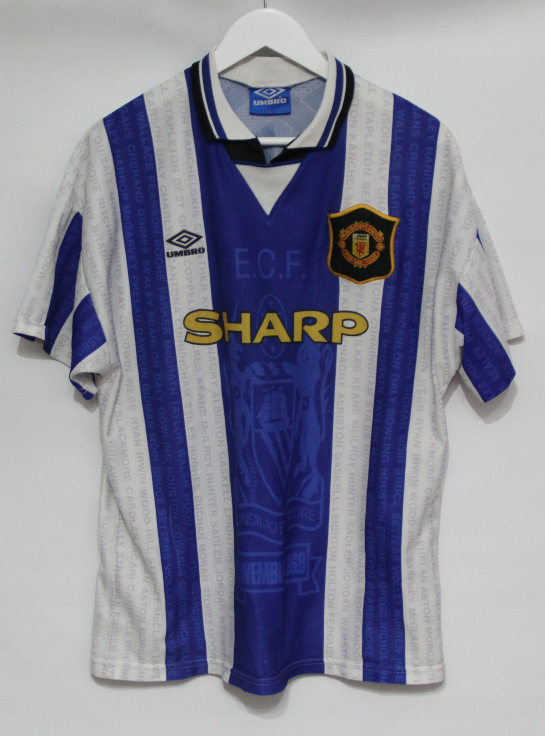 Koszulka Umbro Manchester United SHARP 7 - CANTONA
