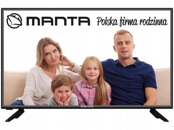 Telewizor MANTA 32LFN58C FHD