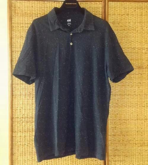 Męska Koszulka Polo H&M r. L OKAZJA