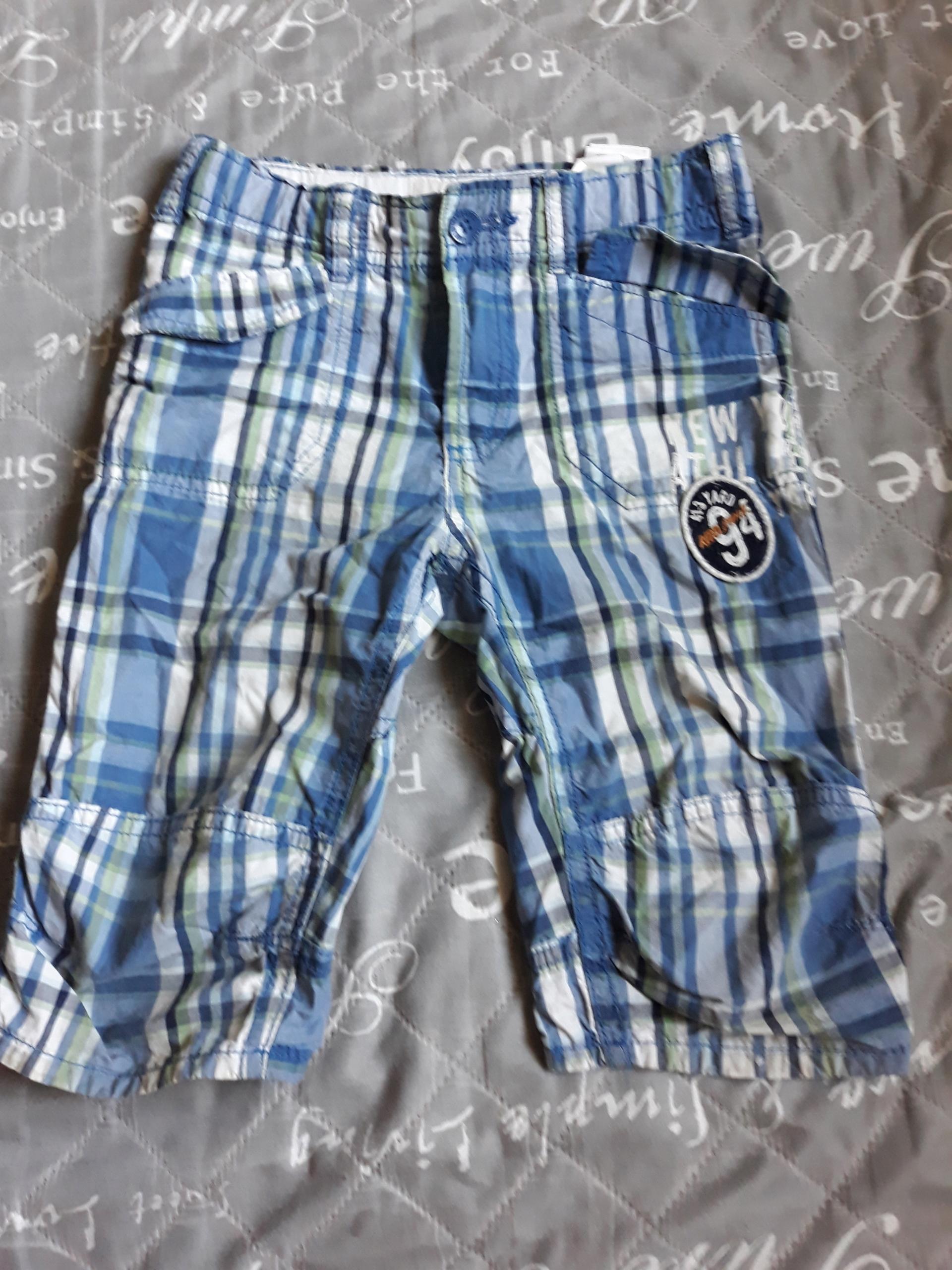 Spodnie 3/4 H&M 110