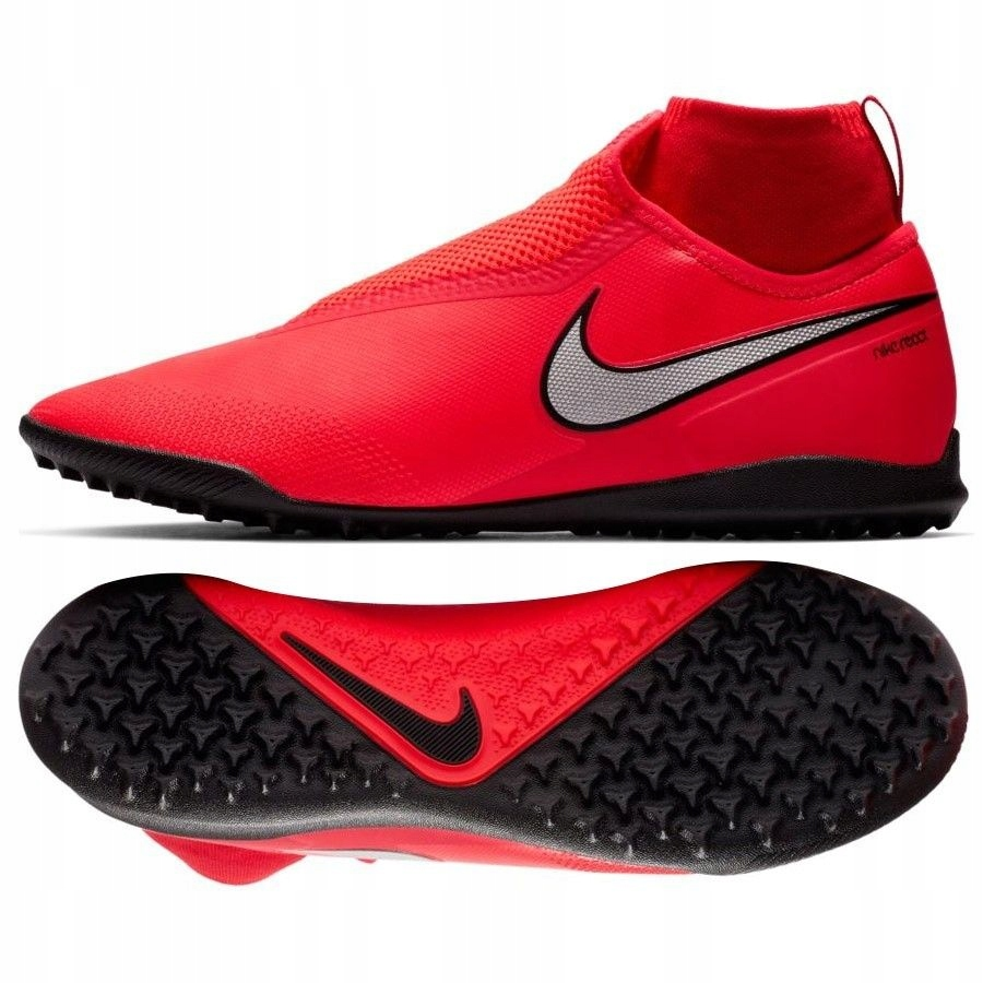 nowe promocje nowy autentyczny kupuj bestsellery Buty Nike React Phantom VSN PRO DF TF AO3277 600 ...