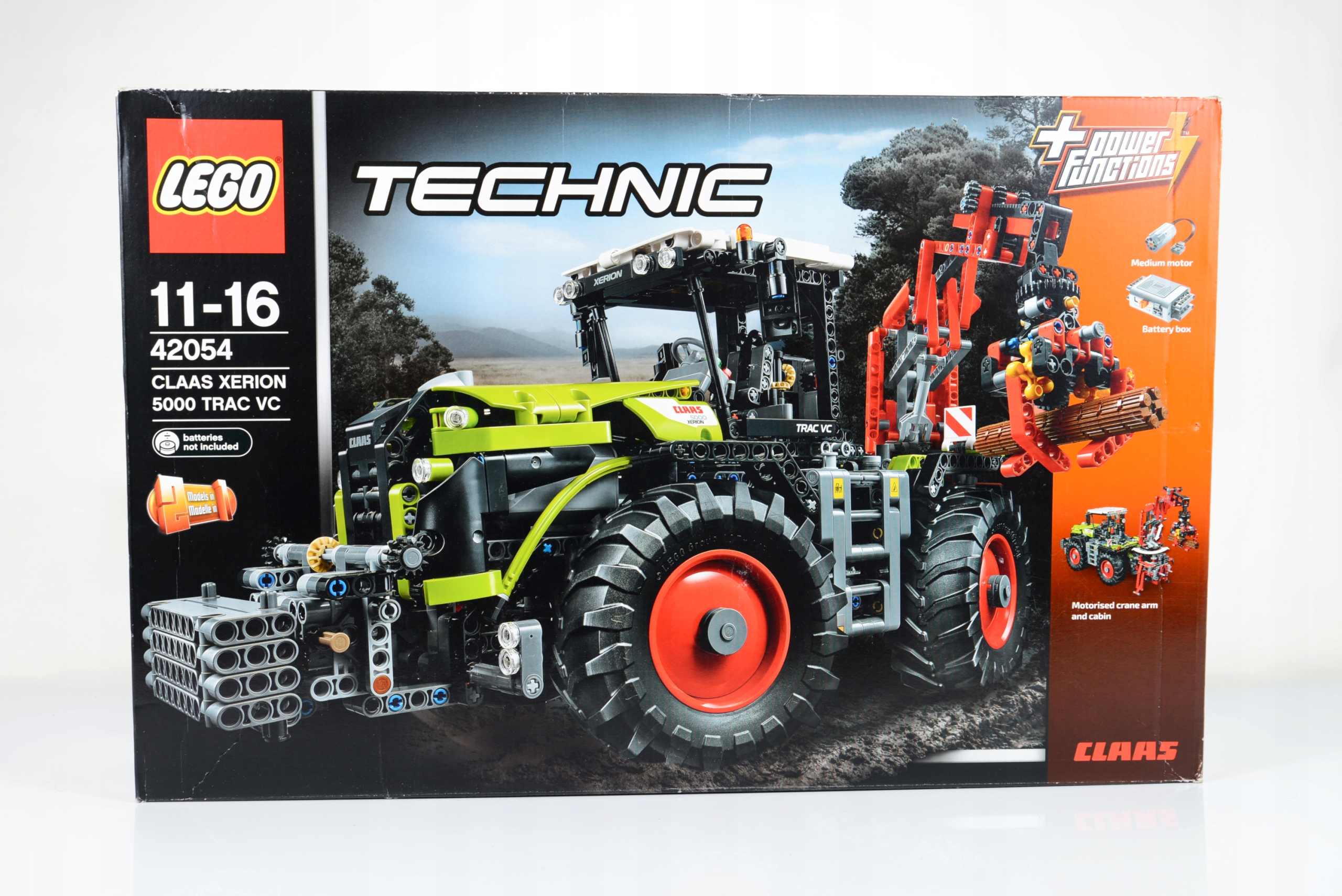 Lego Tecnic 42054 CLAAS XERION 5000 TRAC VC 2016