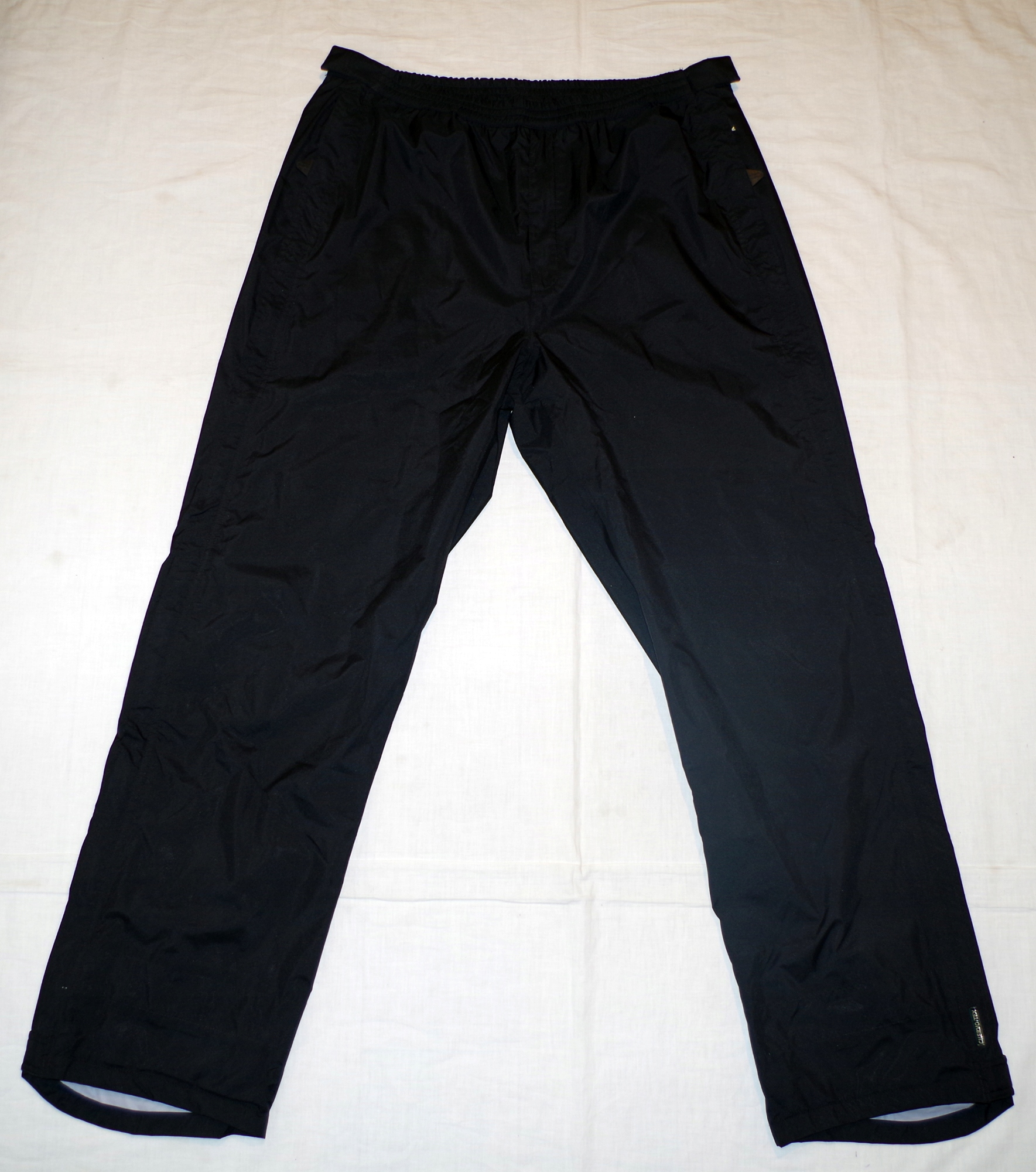 CHERVO AQUABLOCK wodoodporne spodnie do golfa XL