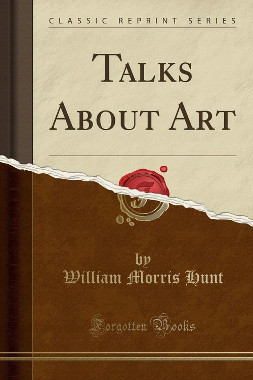 Talks About Art Classic Reprint