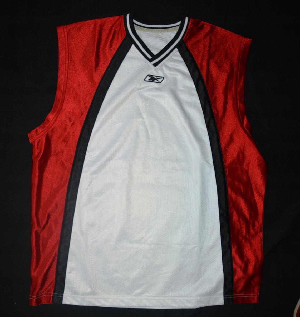 Koszykarska koszulka Reebok L