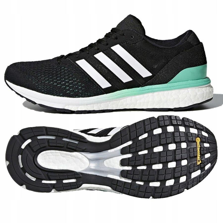 Buty adidas adizero boston BB6421 39 1/3 czarny