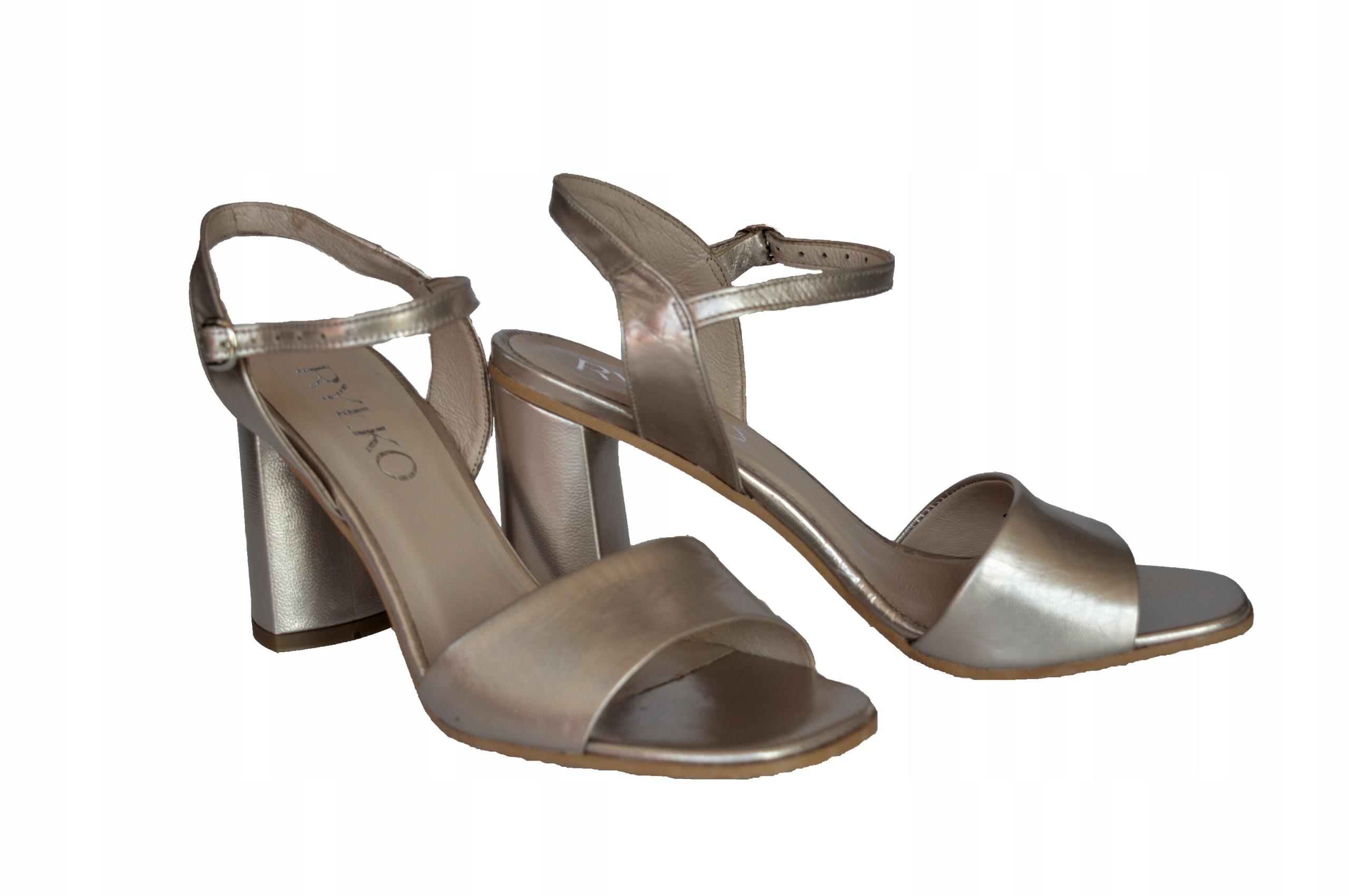 Ryłko 8PH61-T1 , damskie sandały, roz. 39