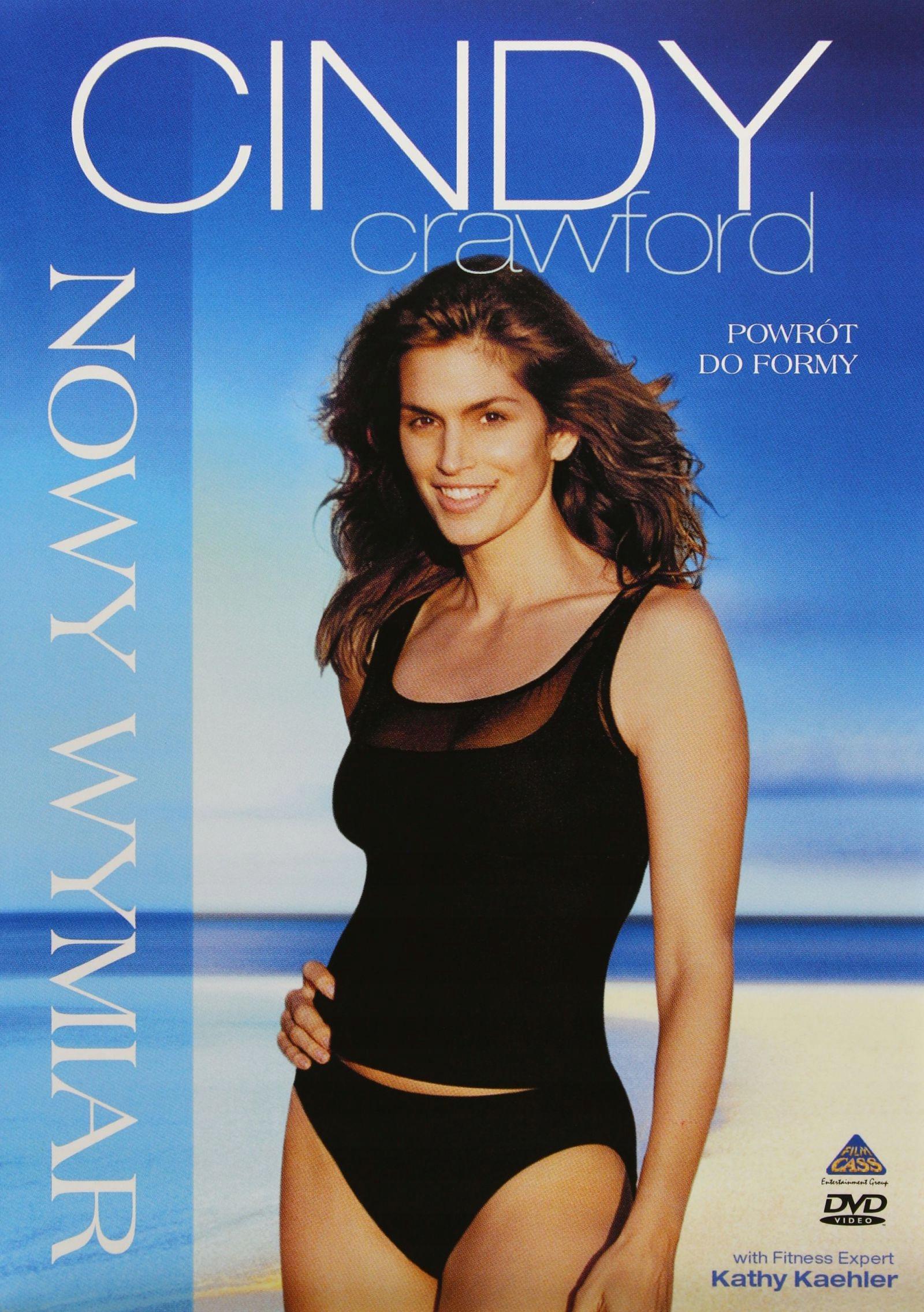 CINDY CRAWFORD - NOWY WYMIAR [DVD]