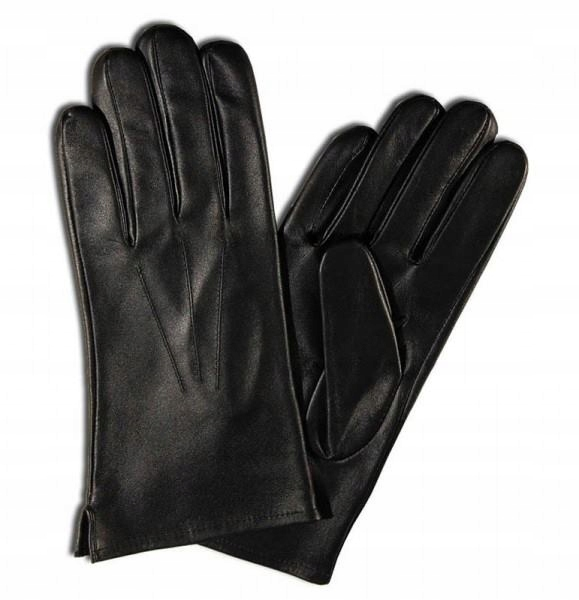 Rękawiczki letnie skórzane do gabardyny