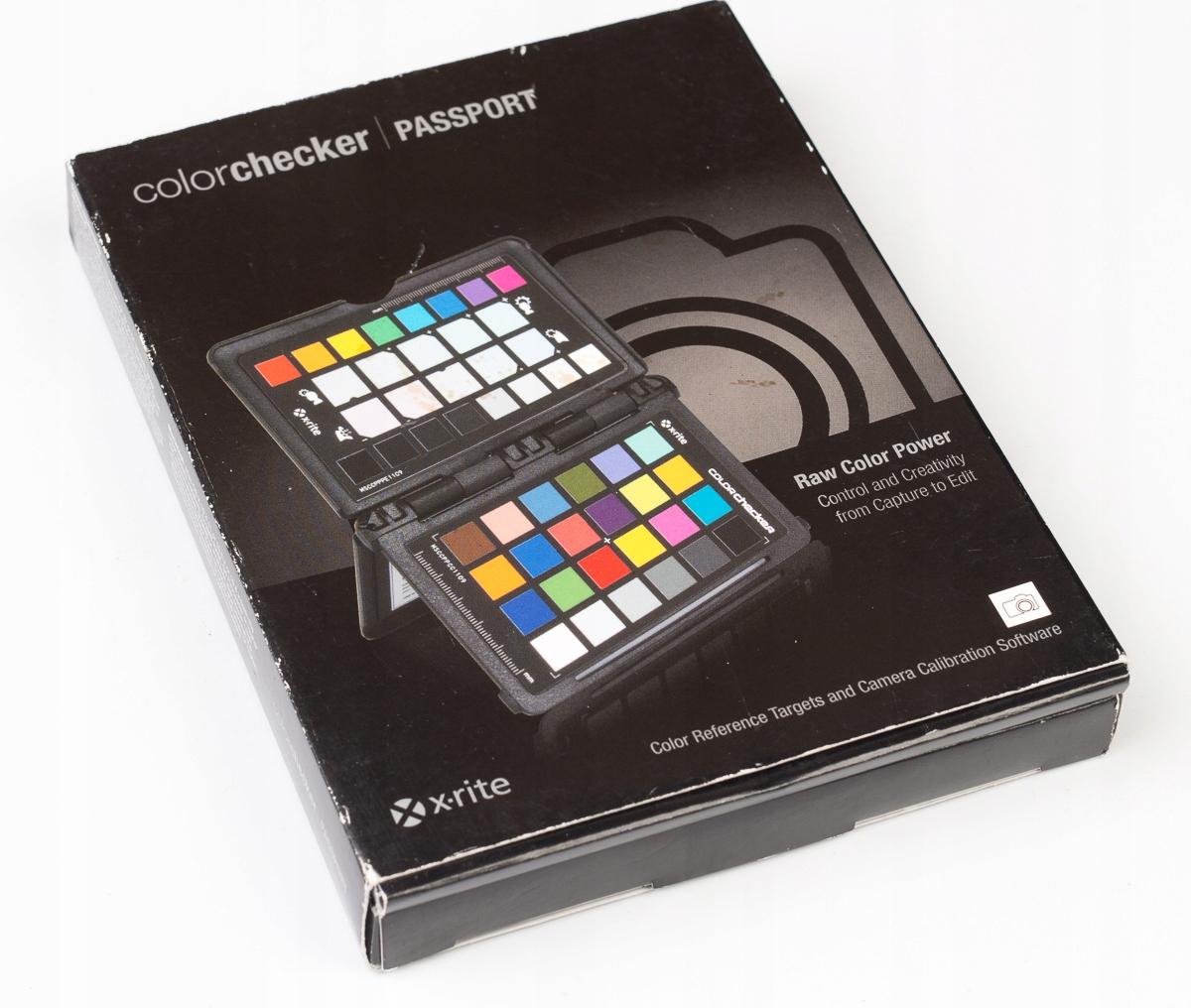 X-Rite ColorChecker Passport Photo [WARSZAWA]