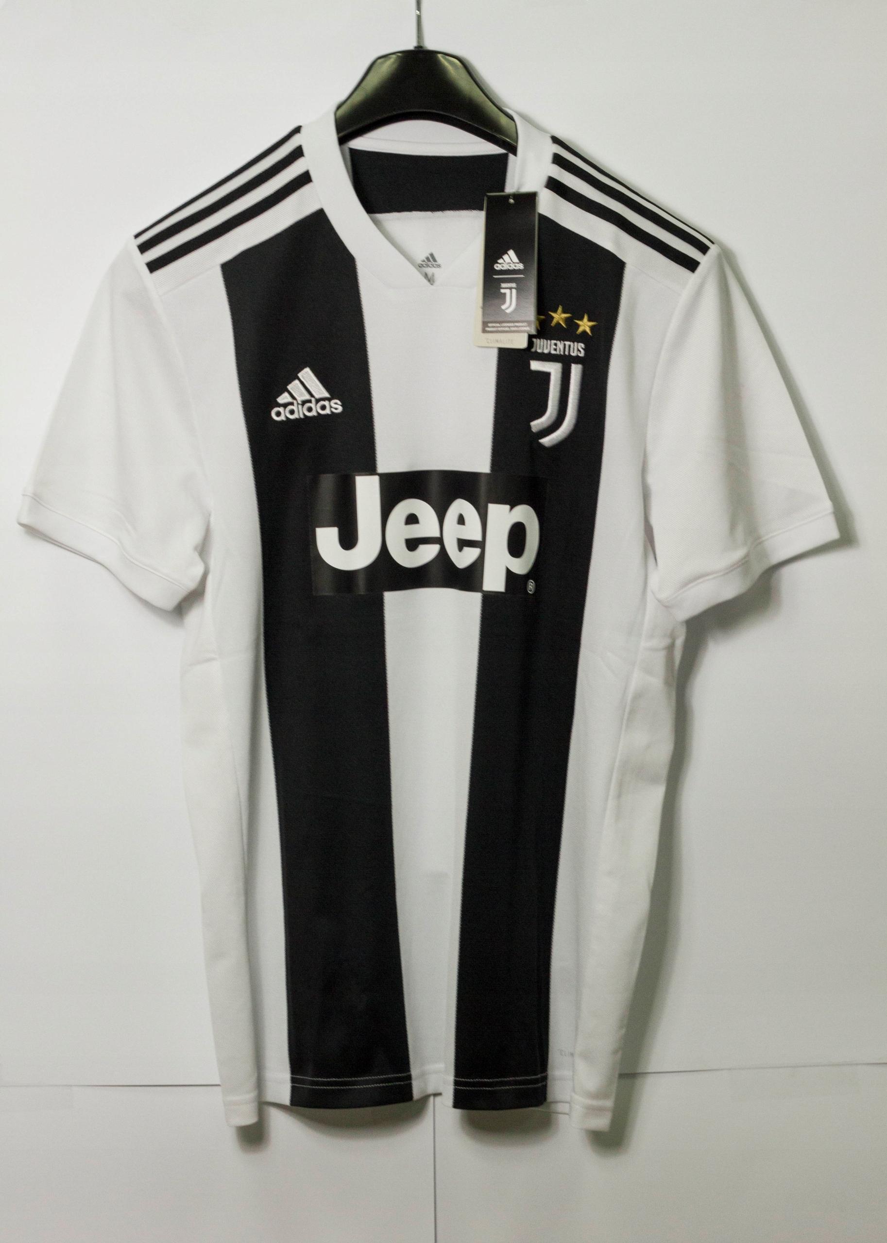Koszulka Juventus 2018/19 (Adidas), r. M - z wadą