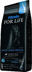 PRZECENA 51 Fitmin For Life Adult large breeds 15k