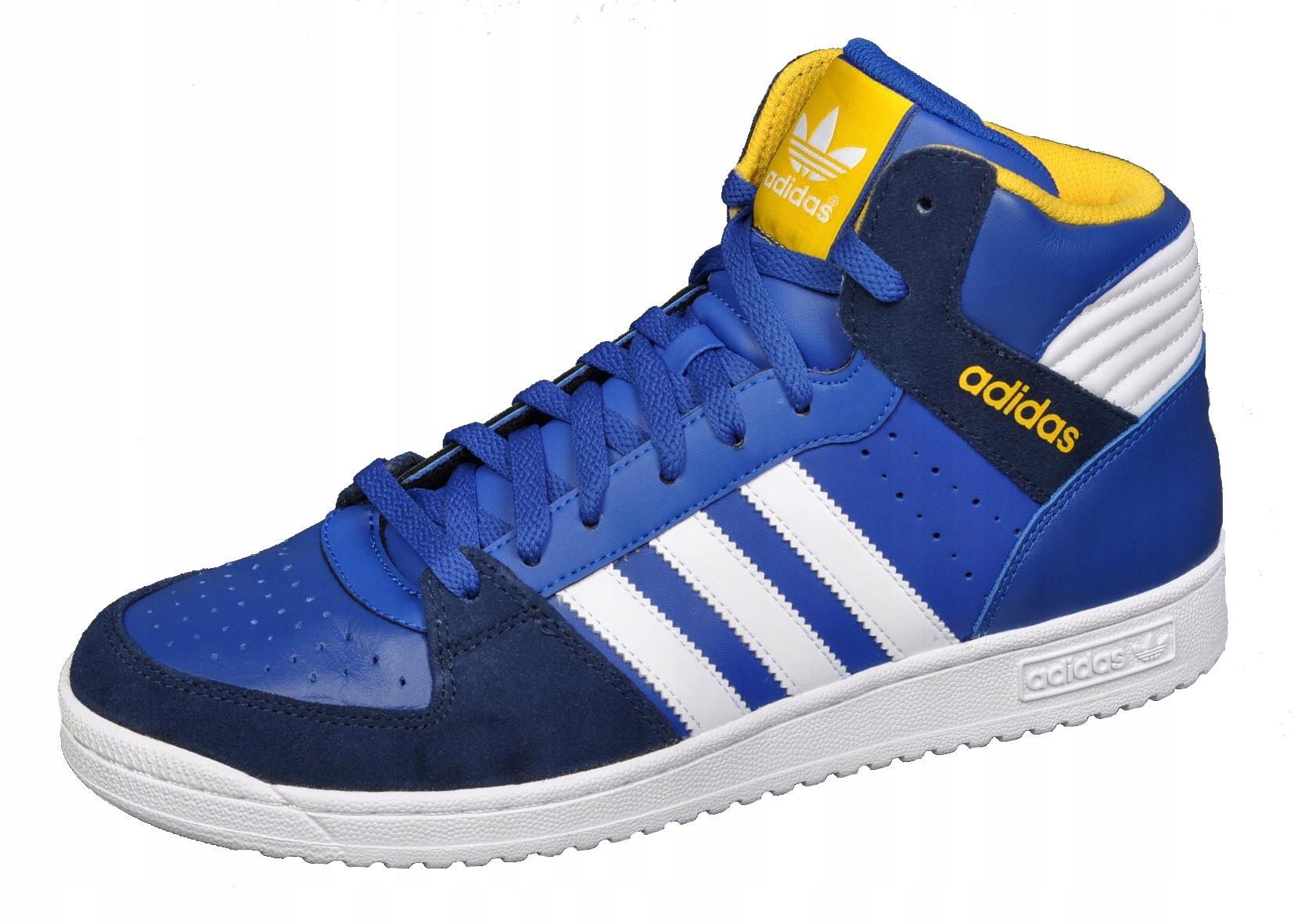 sports shoes e96e1 06bbd ... f4b51c3109c8 BUTY ADIDAS PRO PLAY 2 B35364 r..42 WYPRZEDAŻ - 7473563164  - oficjalne 17fd8e209ab1 Buty męskie Adidas Hoops 2.0 MID ...