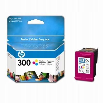 HP INC. Tusz nr 300 - CC643EE Kolor