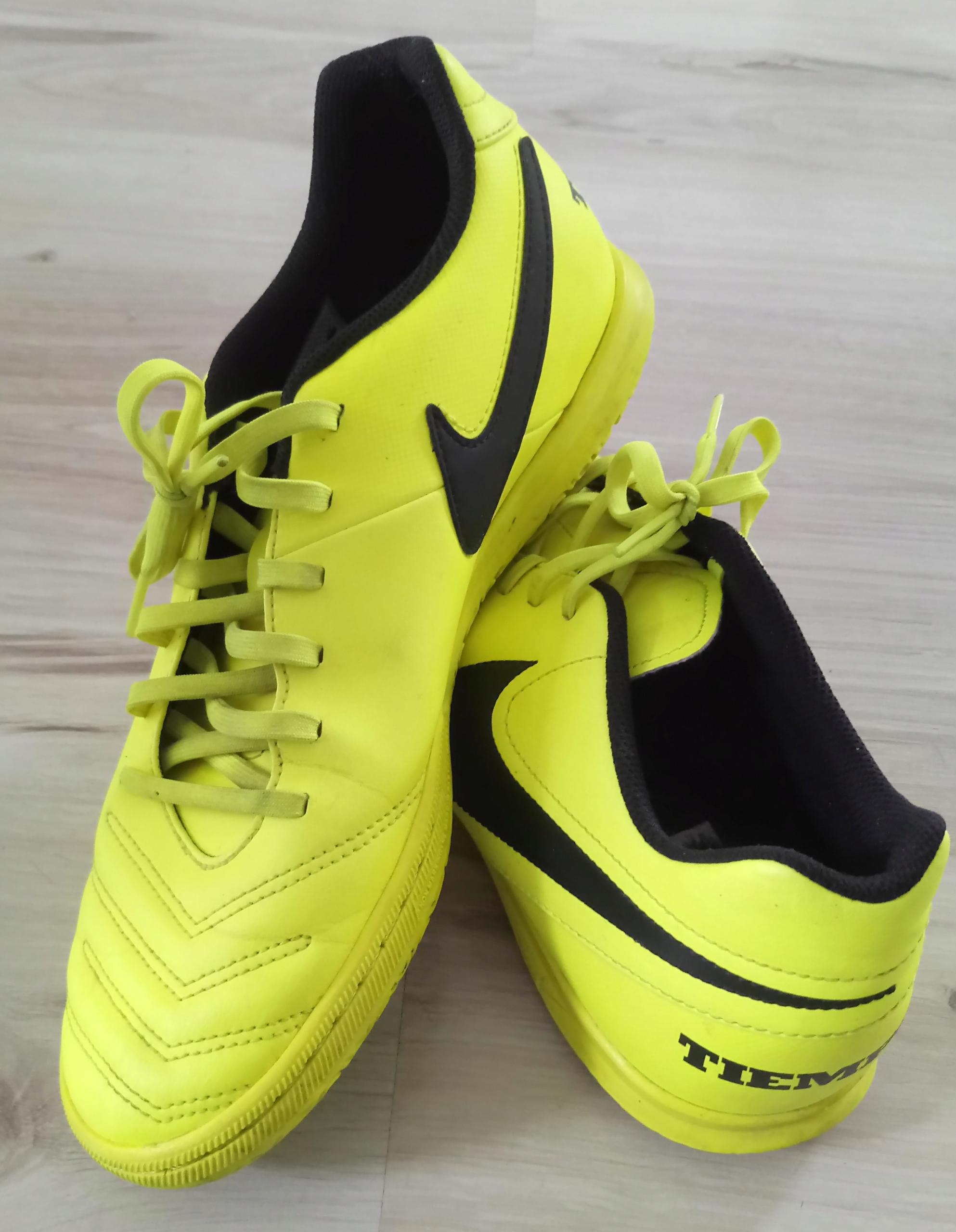 wyprzedaż w sklepie wyprzedażowym Nowa kolekcja uważaj na Buty Nike TiempoX Rio III TF M 819237 rozmiar 43 ...