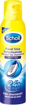 Scholl Fresh Step DEO Spray do BUTÓW OBUWIA 150ml