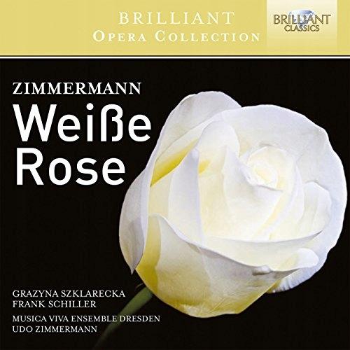 CD Zimmermann, U. - Weisse Rose Musica Viva Ensemb