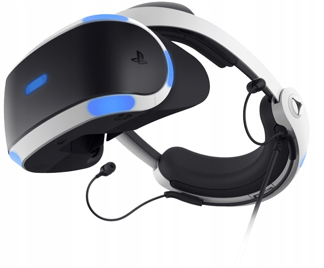 ORYGINALNE NOWE Okulary Gogle SONY PlayStation VR