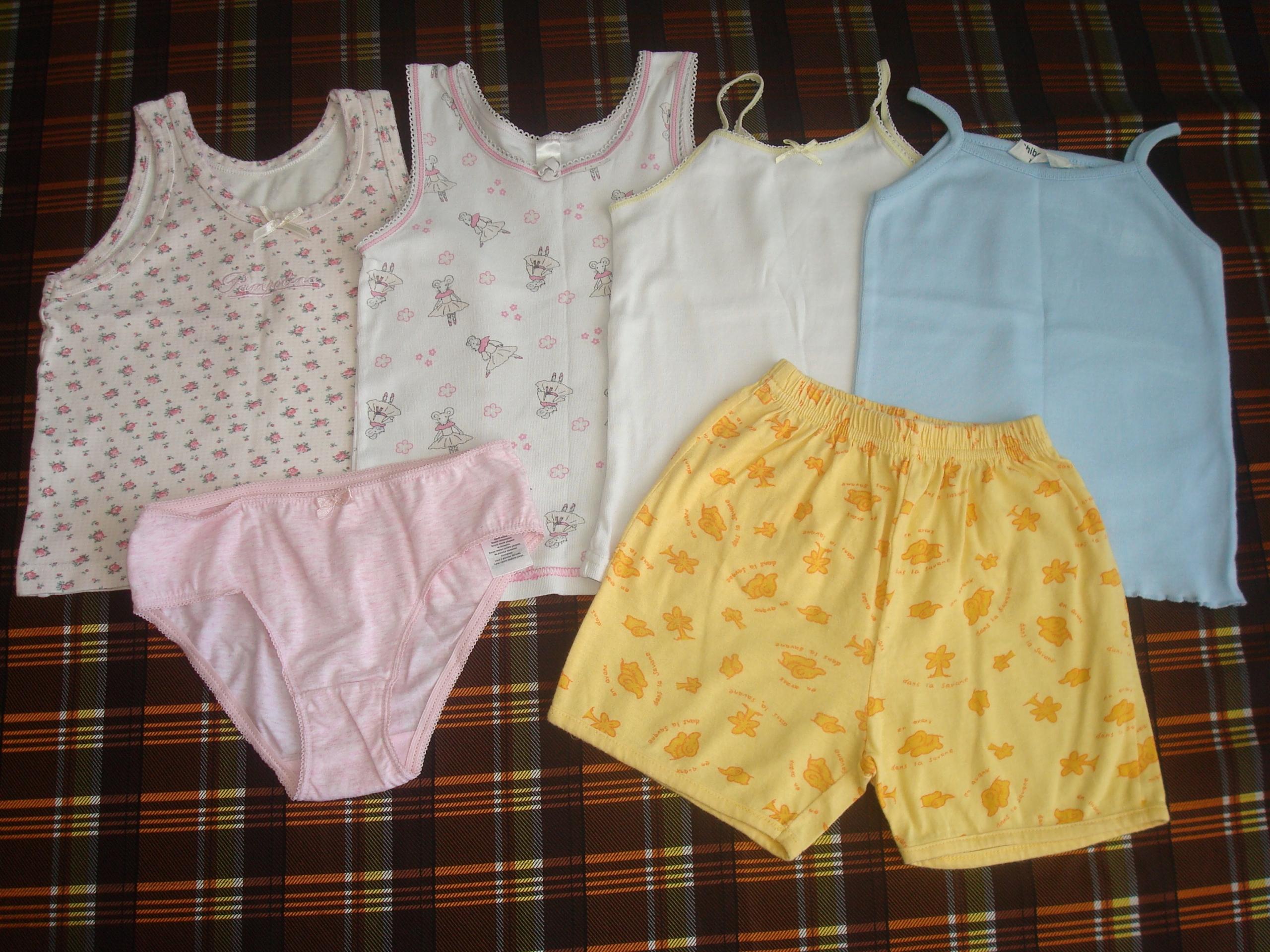 *H&M* BIELIZNA/Koszulki-majtki - roz.- 74/80 -