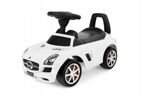 JEŹDZIK MERCEDES autko pojazd dla dziecka pchacz