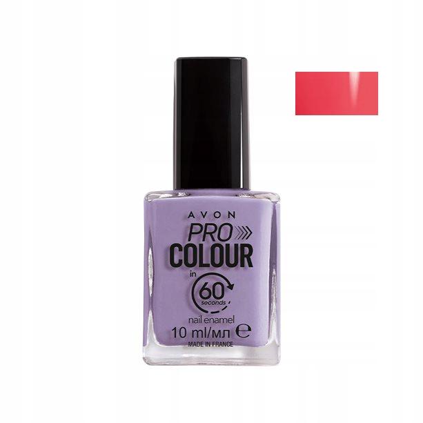 Avon Lakier do paznokci Pro Colour RUSHING CORAL