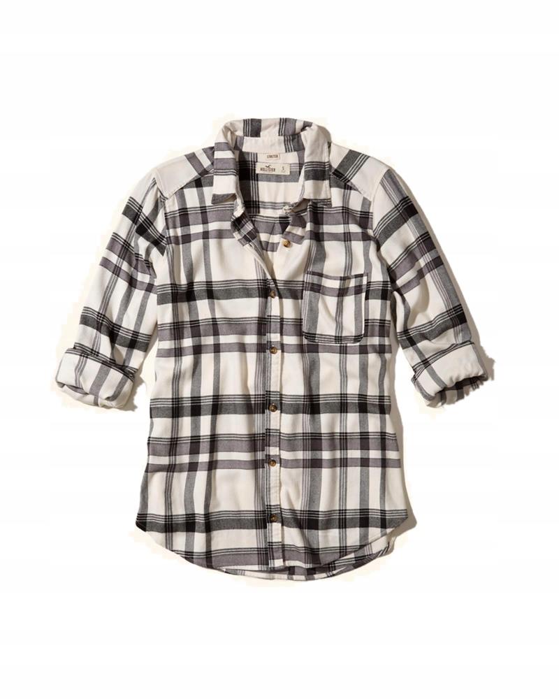 Abercrombie Hollister M damska koszula z USA