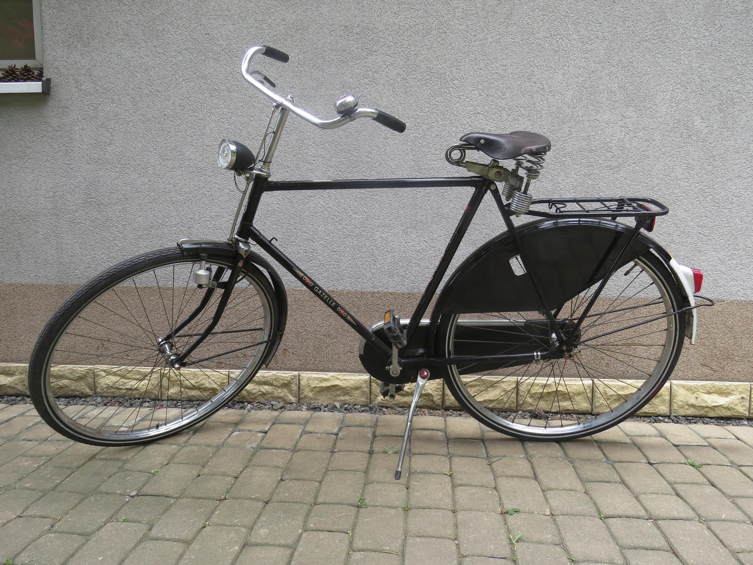 Zabytkowy Rower Gazelle