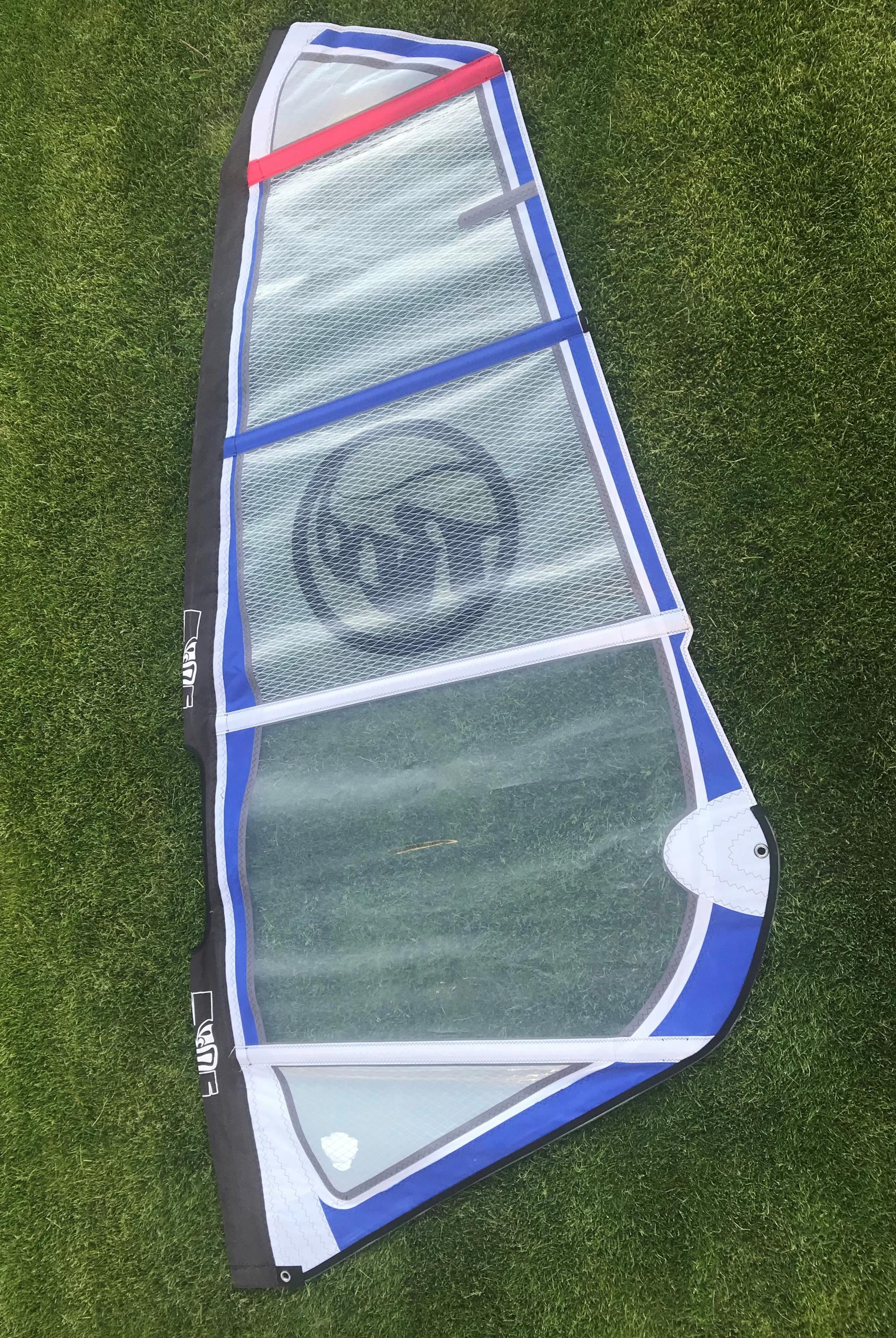 żagiel windsurfing 2GO 3.5m juniorski, dziecięcy
