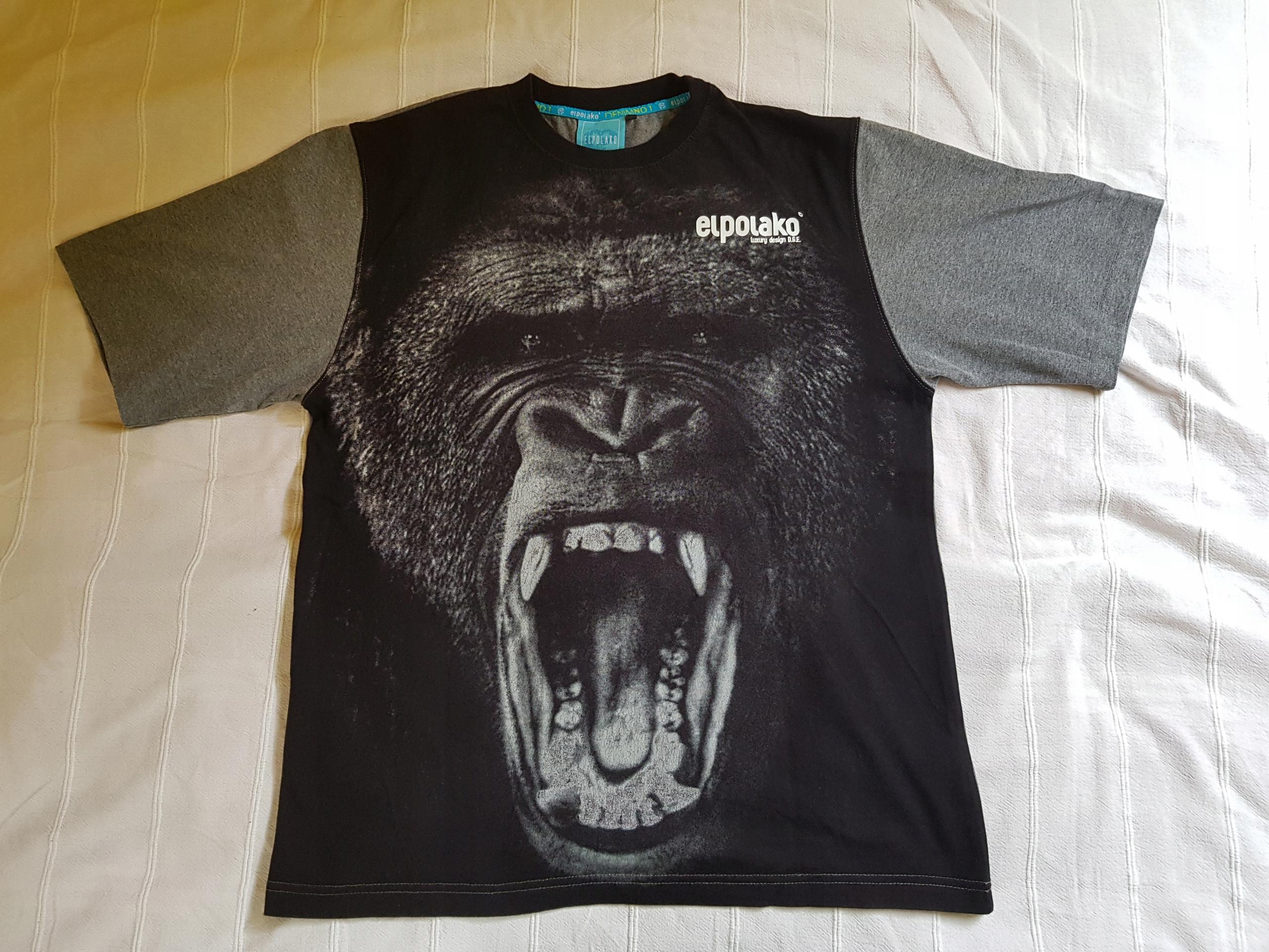 T-shirt koszulka El Polako GORYL