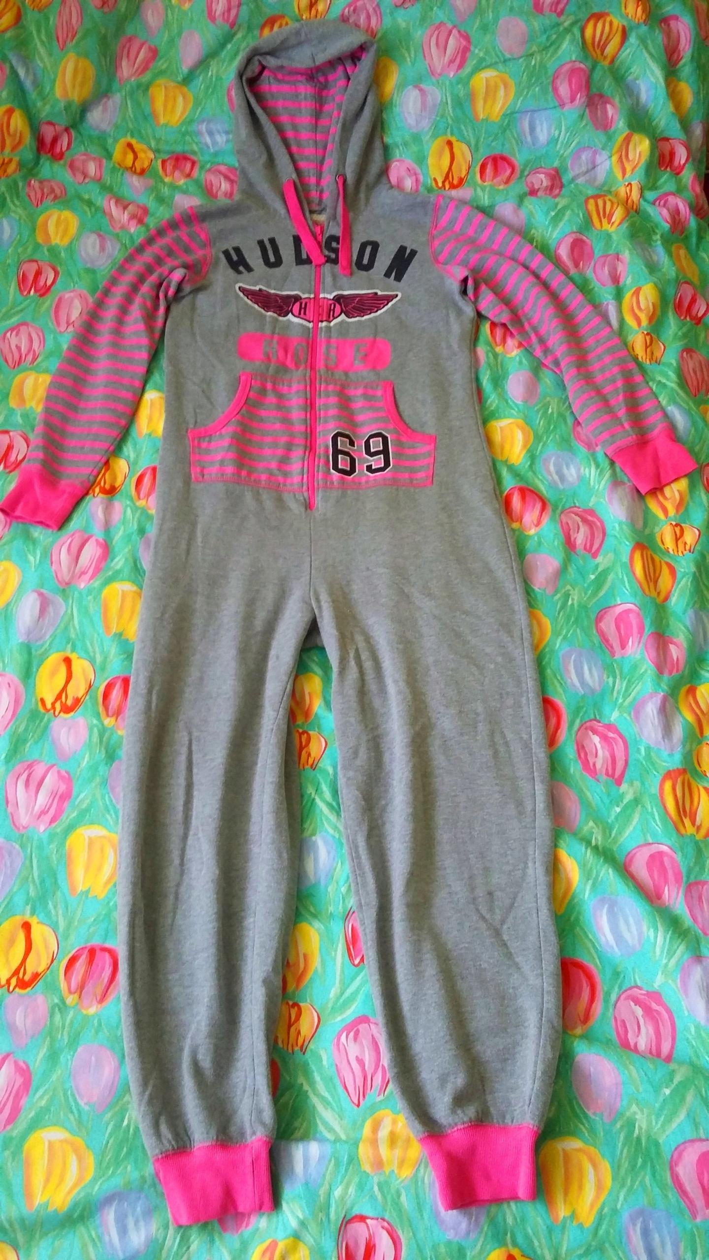 NEW LOOK śpioch pajac piżama dresowa r 36 S