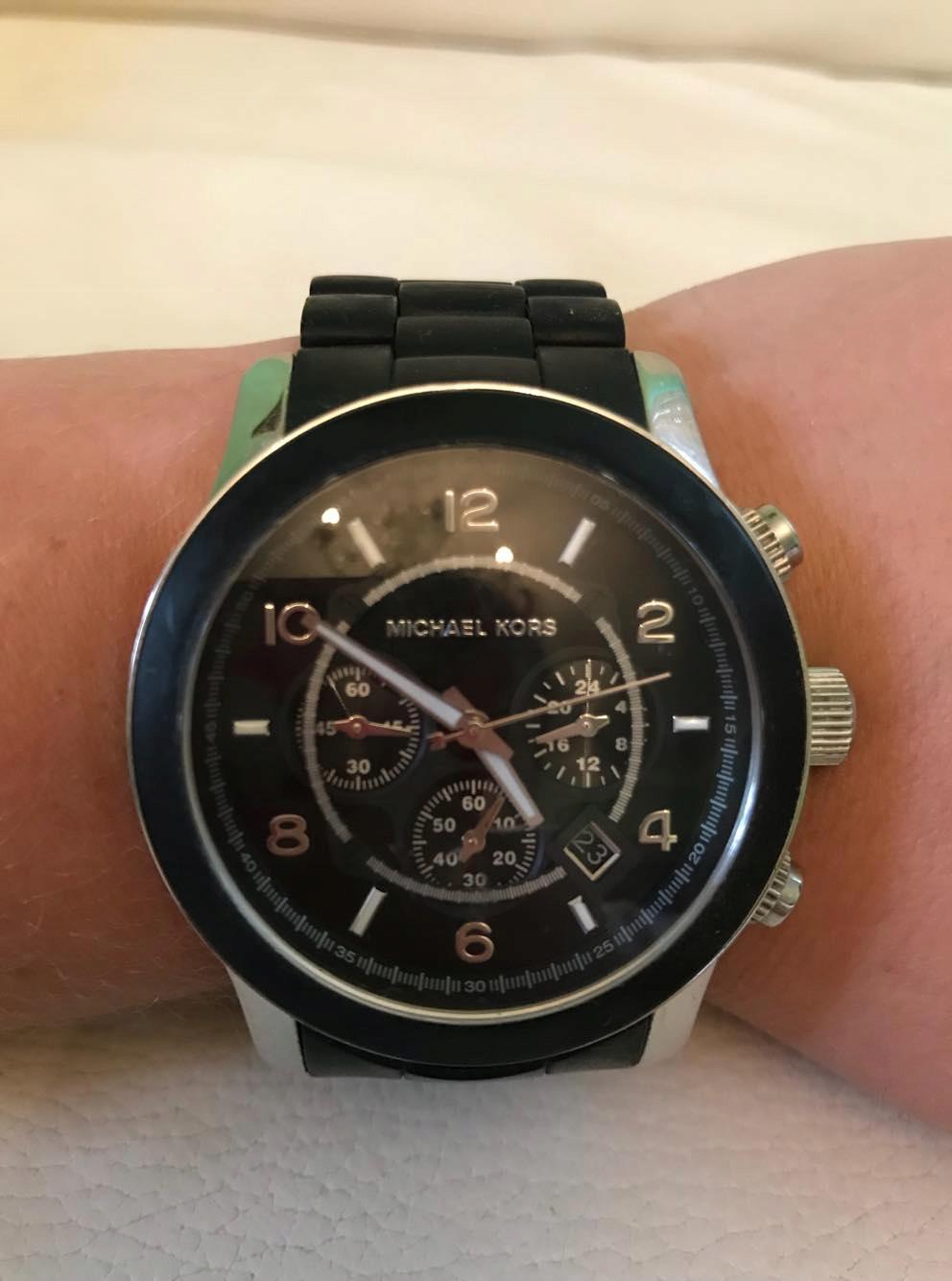 MICHAEL KORS - Luksusowy zegarek / uniseks / !