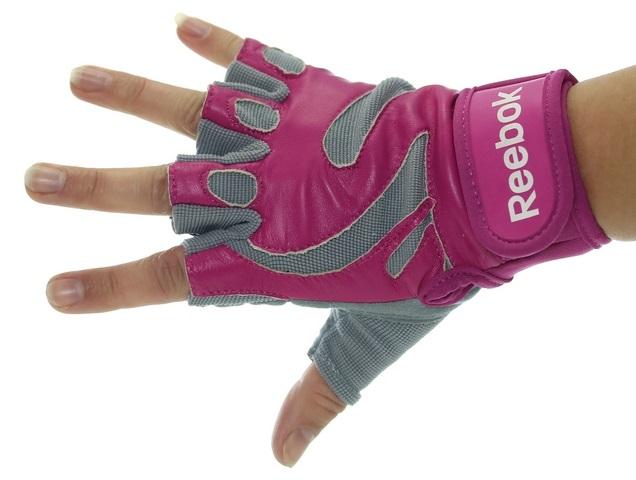 Rękawiczki Rękawice Reebok Siłownia fitness ROZ. L