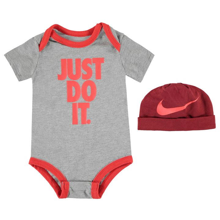 najlepsza wyprzedaż przystępna cena tak tanio komplet NIKE BODY czapka dla niemowlaka dziecka 68 ...