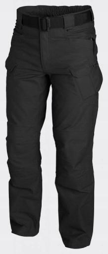 Spodnie Helikon UTP Rip-Stop Czarne L-Regular